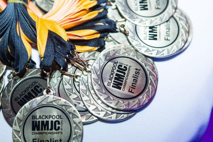 Modern Jive and Dancing at the World Modern Jive Championships, Blackpool. An Event Run by Jive Addiction